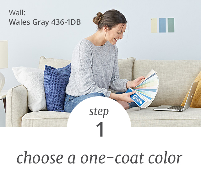 Find your favorite one-coat colors