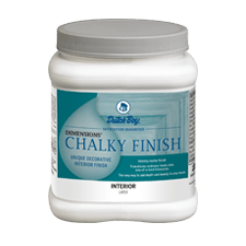 Dimensions® Chalky Finish