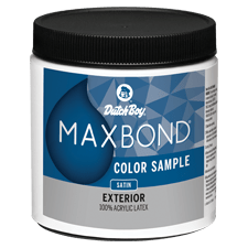 Maxbond® Exterior Color Samples