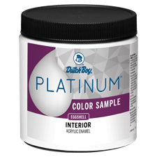Platinum® Interior Color Samples