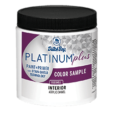 Platinum® Plus Interior Color Samples