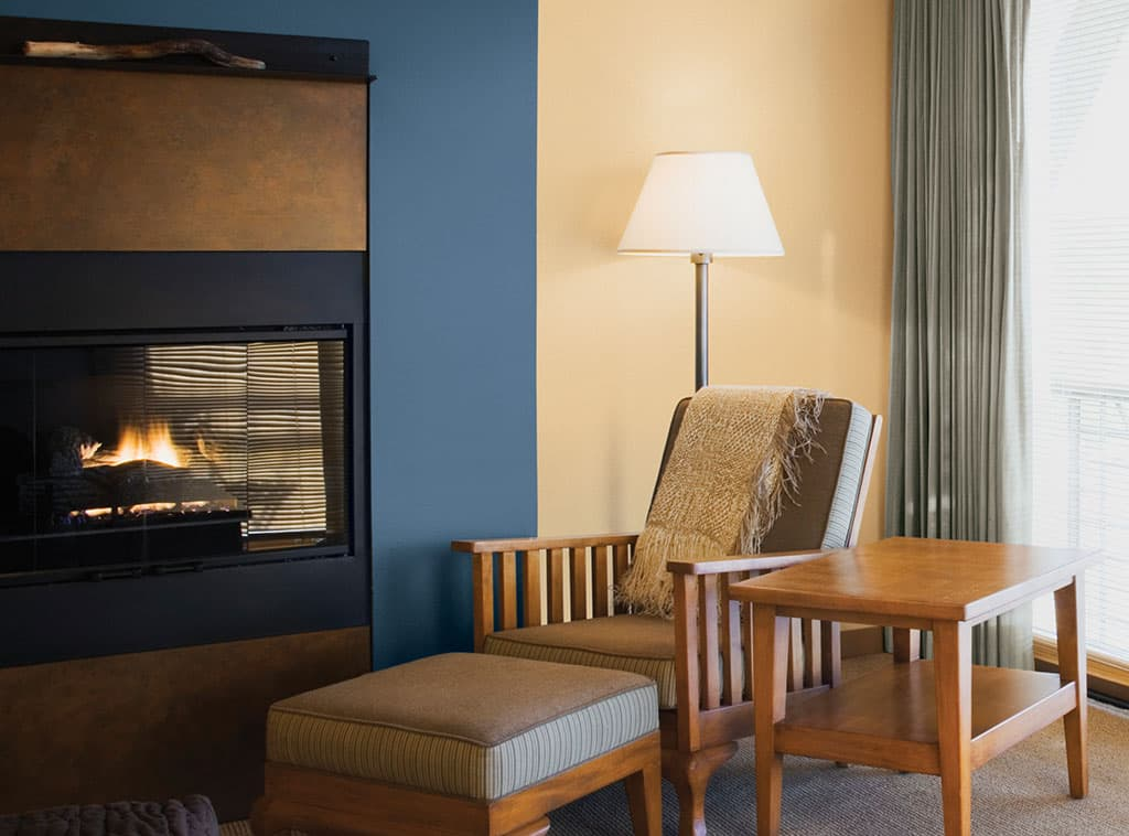 Out Of The Blue Living Room Interiors Room Scenes