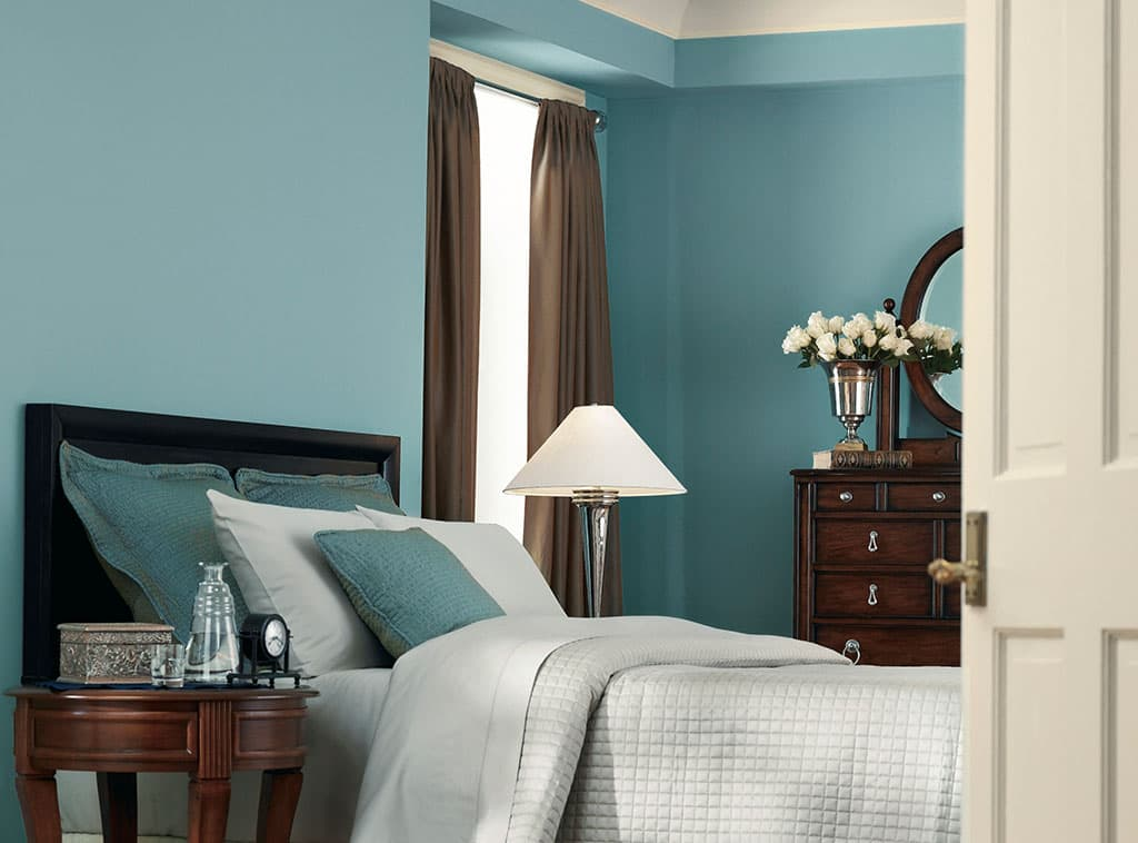 Large view for Calming room colors