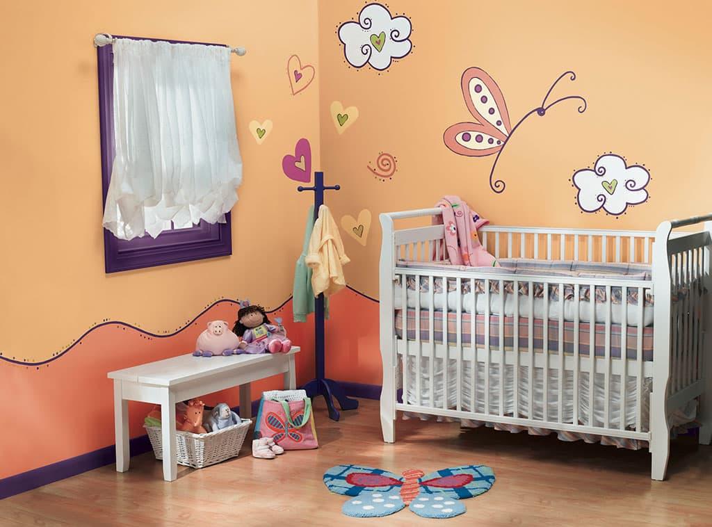 A World Of Whimsy Nursery Kids Room Scenes