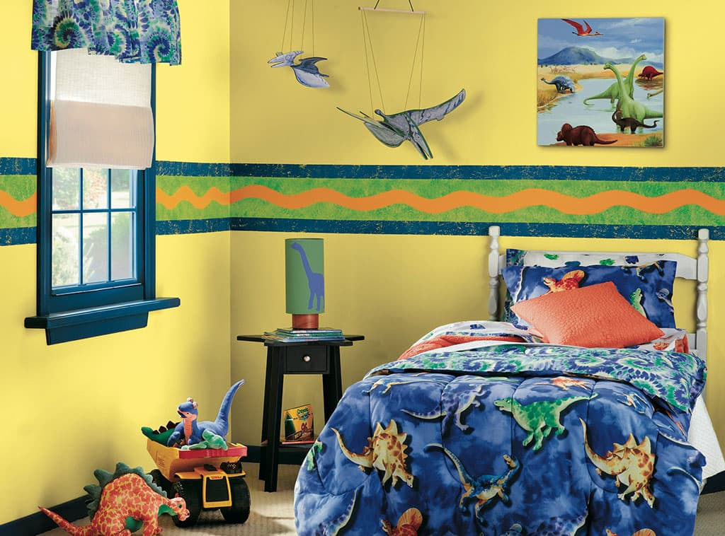 Playroom Paint Colors Kids