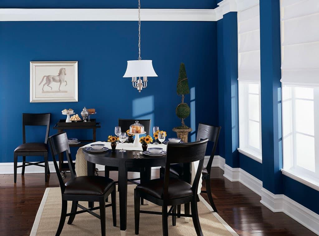 Naval Presence Dining Room Interiors Room Scenes
