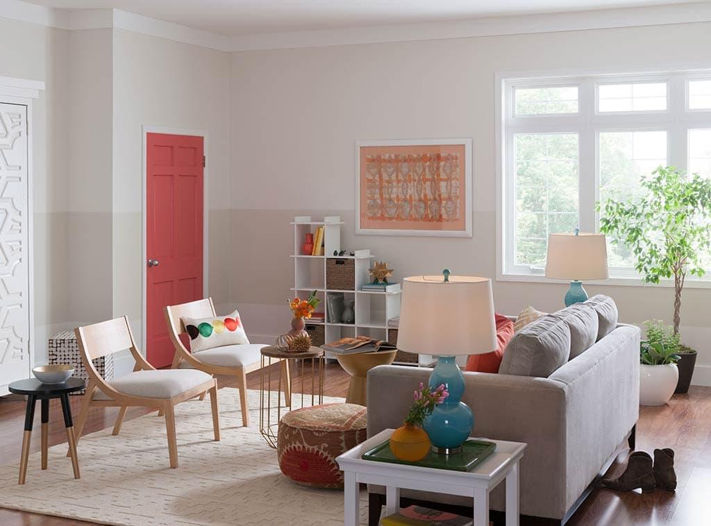 Living Room Color Visualizer live large | living room | interiors | dutch boy