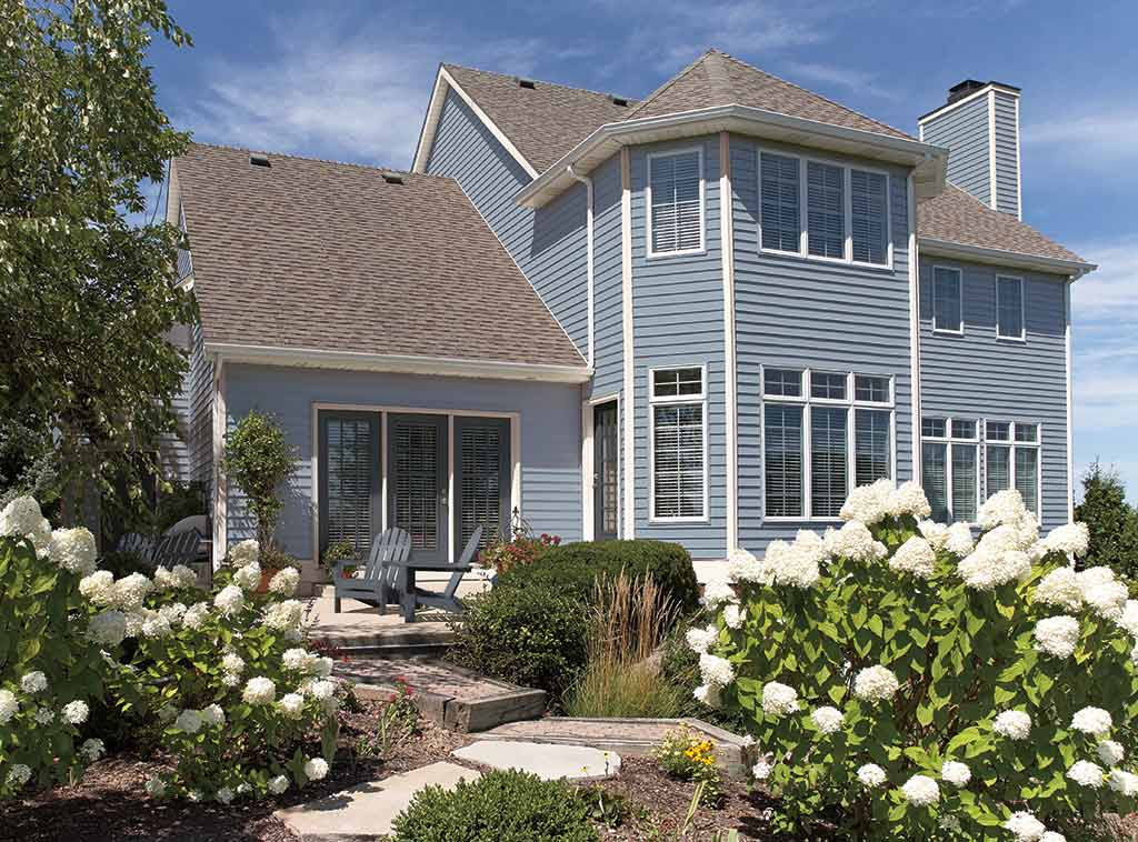 Traditional Look Siding Exteriors Dutch Boy